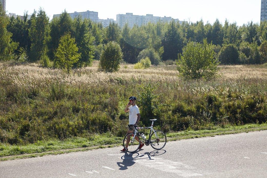 Байкчек: Кто ездит на спортивных велосипедах в Москве. Изображение № 15.