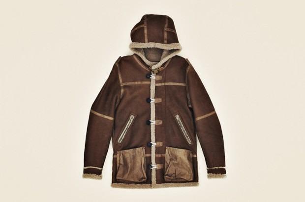 Японская марка Visvim выпустила осеннюю коллекцию одежды. Изображение № 5.