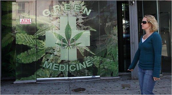 В Вашингтоне разрешили покупать медицинскую марихуану за биткоины. Изображение № 1.