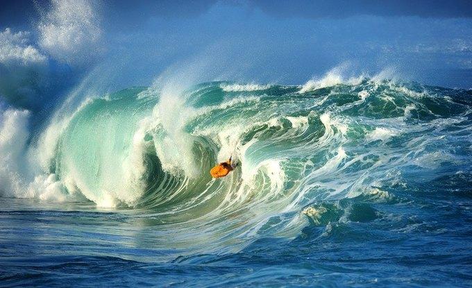 10 самых опасных в мире мест для сёрфинга. Изображение № 2.