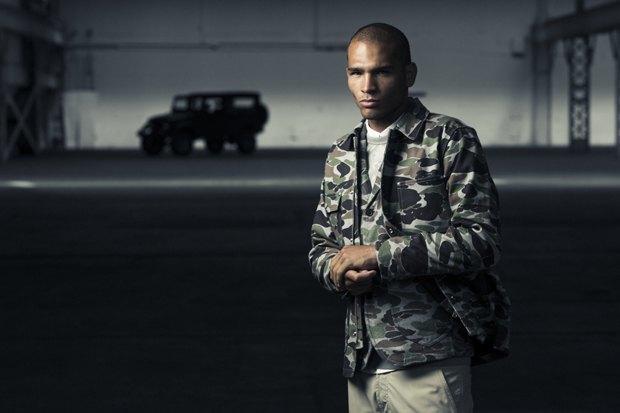 Марка Carhartt WIP запустила новую линейку одежды OverAll MasterCloth. Изображение № 9.