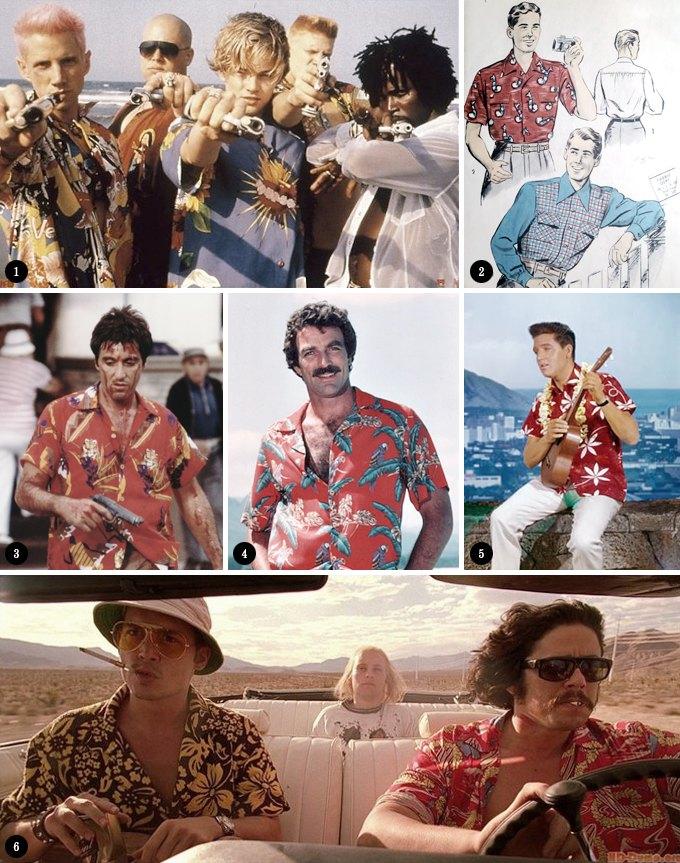 Алоха, Гавайи: История и особенности самых ярких летних рубашек. Изображение № 4.