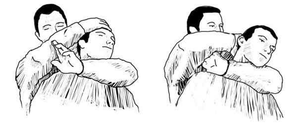 Игра в защите: 7 приемов самообороны. Изображение № 3.