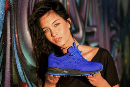 Новая модель кроссовок, разработанная дизайнером Ронни Фигом для Asics. Изображение № 2.