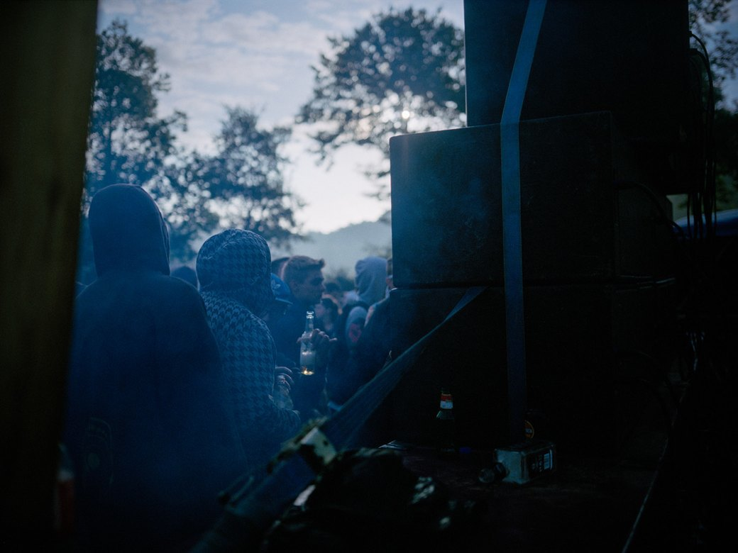 Лесные братья: Номадические вечеринки в сельской Франции. Изображение № 5.