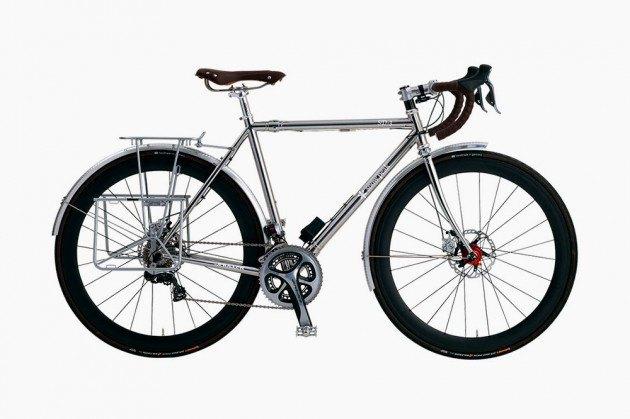 Велофирма Muller в сотрудничестве с Snow Peak представила горный байк. Изображение № 1.