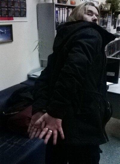 Сергей «Паук» Троицкий задержан за дебош в новосибирском аэропорту. Изображение № 2.