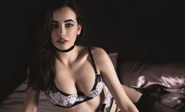 Австралийская модель Сара Стивенс снялась в рекламе марки Myla. Изображение № 11.