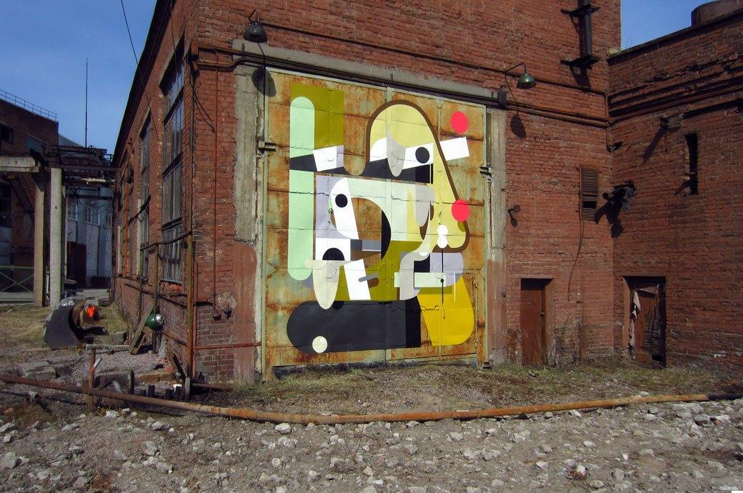 Для чего в Питере открыли музей уличного искусства и чьи работы там будут показывать. Изображение № 8.