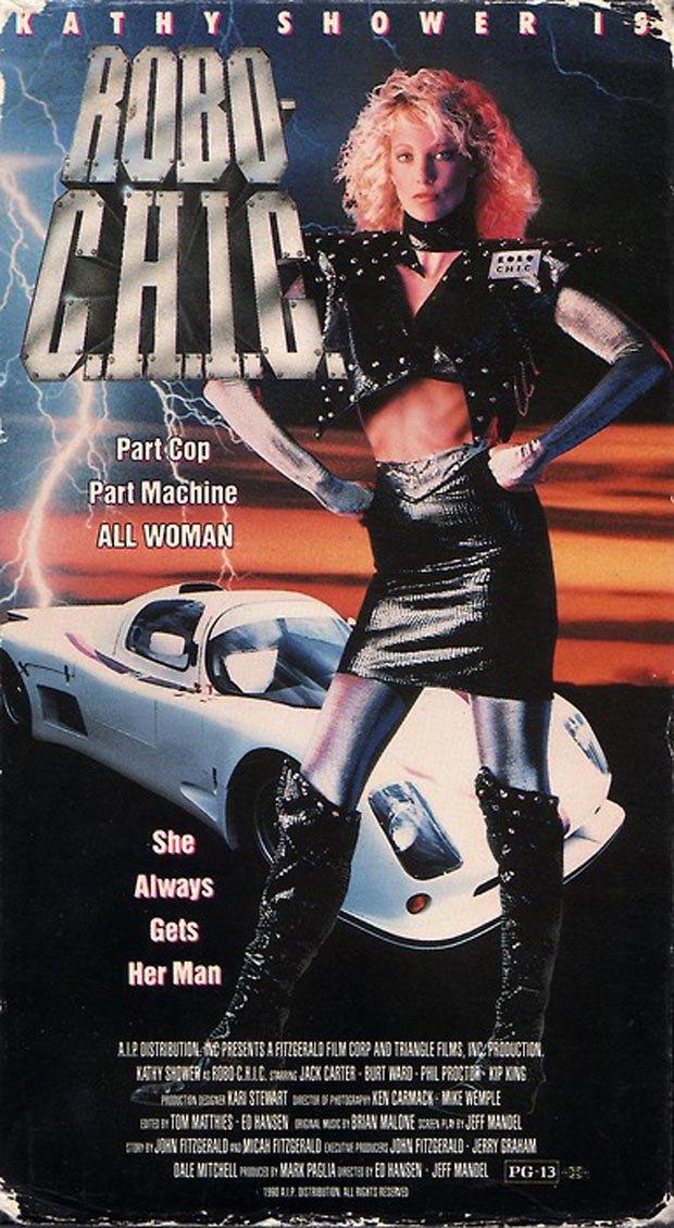 VHS Cover Junkie: Tumblr-блог коллекционера обложек видеокассет . Изображение № 4.
