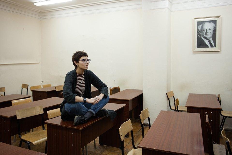 Один день из жизни:  Как живут Катрин Ненашева, Павел Додонов и организаторы «Скотобойни». Изображение № 27.