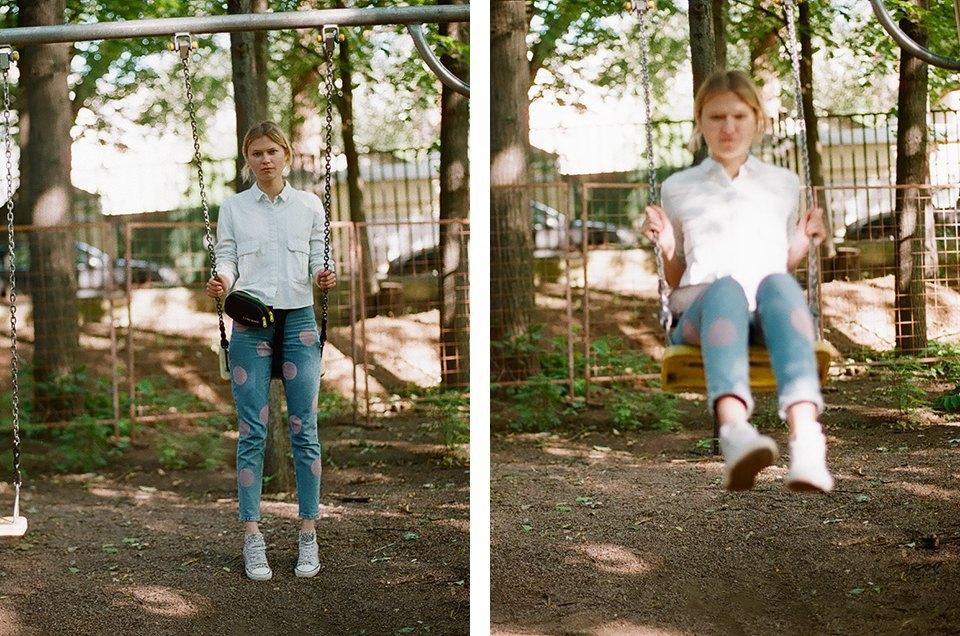 Фоторепортаж: Женский турнир по пинг-понгу в Нескучном саду. Изображение № 15.