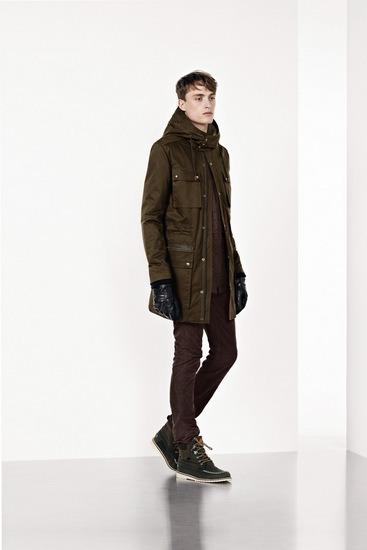 Марка Lacoste представила осеннюю коллекцию одежды. Изображение № 2.