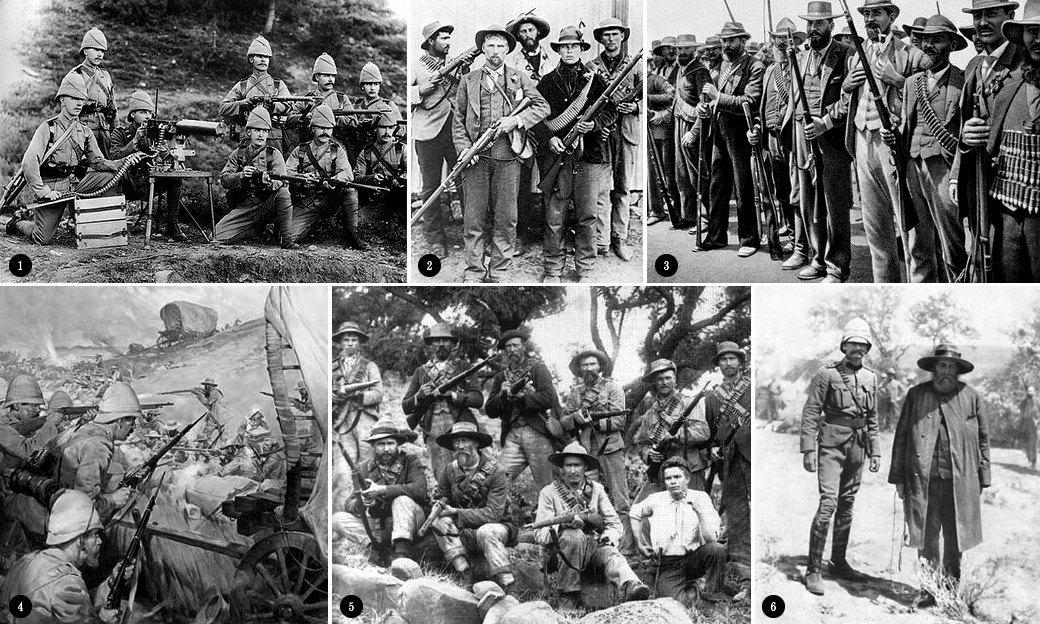 Эволюция маскировочного костюма и история снайперов в XX веке. Изображение № 2.