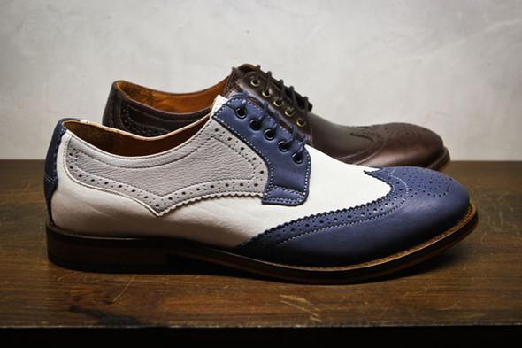 Новая коллекция обуви марки Hudson. Изображение № 5.