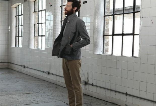Шотландская марка Folk опубликовала лукбук весенней коллекции одежды. Изображение № 2.