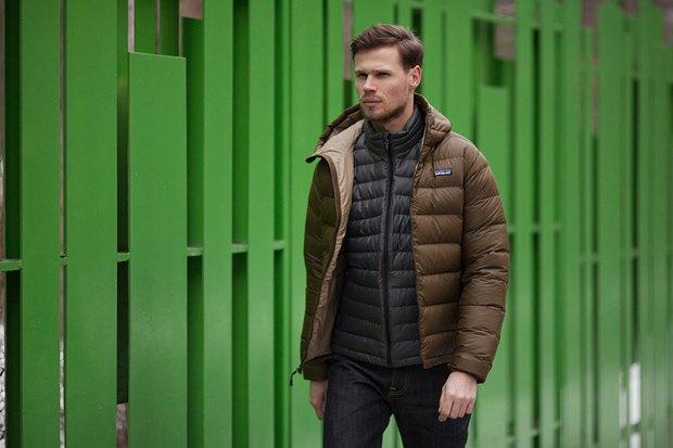 Аутдор: Технологичная одежда для альпинистов как новый тренд в мужской моде. Изображение № 13.