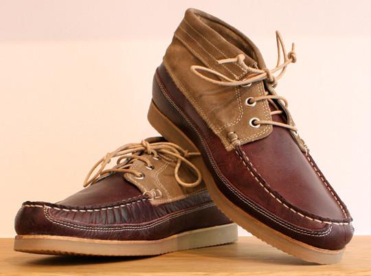 Изображение 4. Oliver Spencer запустили вторую линию обуви.. Изображение № 4.