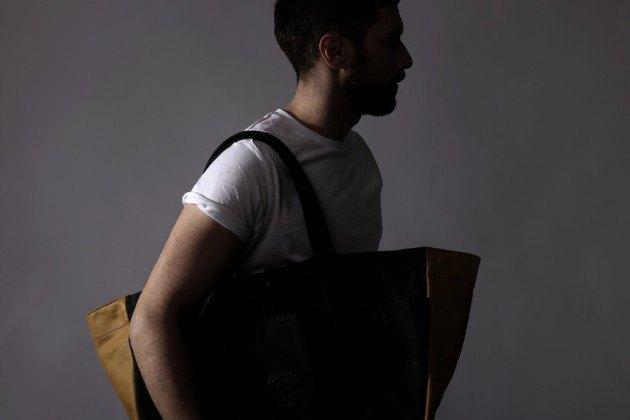 Марка Stighlorgan опубликовала лукбук весенней коллекции сумок. Изображение № 3.
