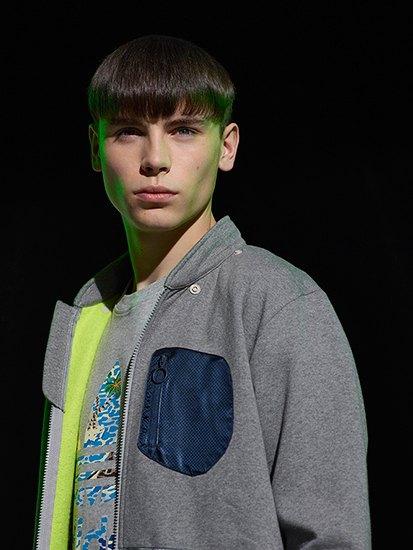 Марка Adidas Originals и дизайнер Казуки Кураиши запустили новую линейку одежды. Изображение № 9.