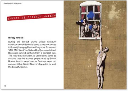 Новая книга о граффити-художнике Бэнкси. Изображение № 2.