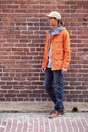 Марка Obey выпустила лукбук весенней коллекции одежды. Изображение № 26.