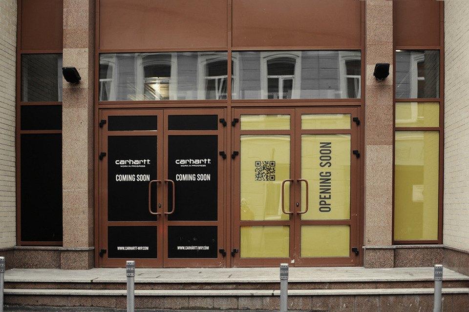 Репортаж из нового магазина FOTT за неделю до открытия. Изображение № 2.