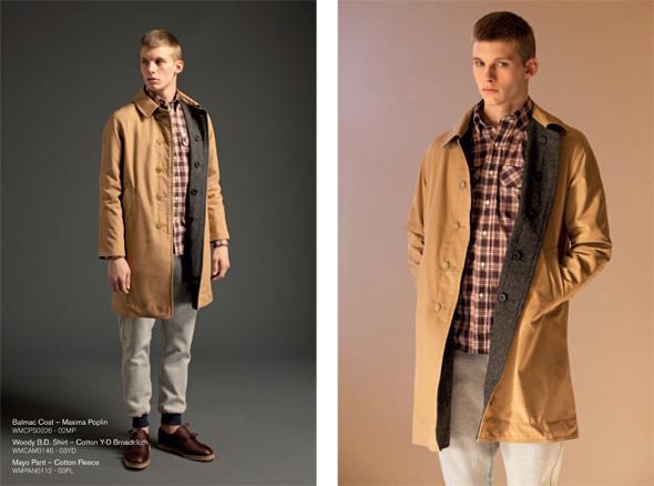 Лукбук Woolrich Woolen Mills F/W 2011-2012. Изображение № 9.