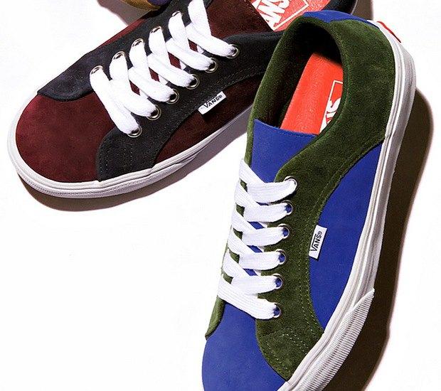 Марки Supreme и Vans выпустили совместную коллекцию обуви. Изображение № 2.