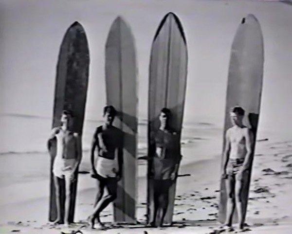 В США обнаружили самый первый документальный фильм о сёрфинге. Изображение № 1.