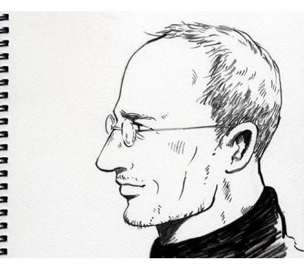 Стив Джобс стал героем манги . Изображение № 5.