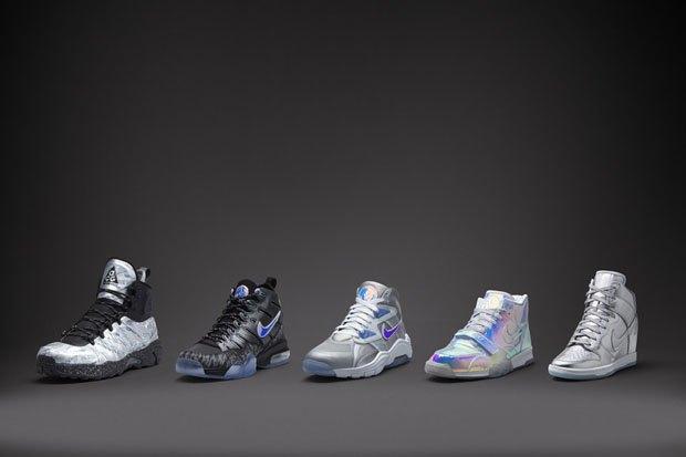 Nike Sportswear опубликовали лукбук новой коллекции Nike Knows. Изображение № 2.