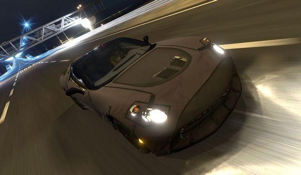 Chevrolet предлагает испытать новый Corvette 7 на PlayStation. Изображение № 5.
