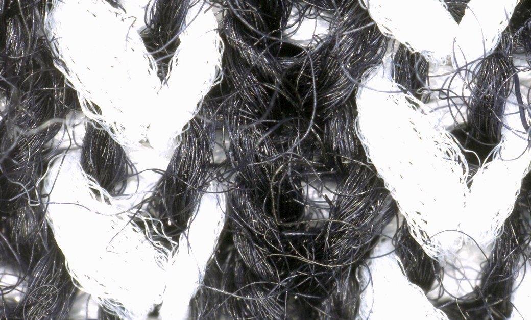 Как выглядят технологичные ткани под микроскопом. Изображение № 19.