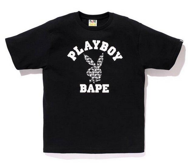 A Bathing Ape и Playboy представили совместную коллекцию одежды. Изображение № 6.