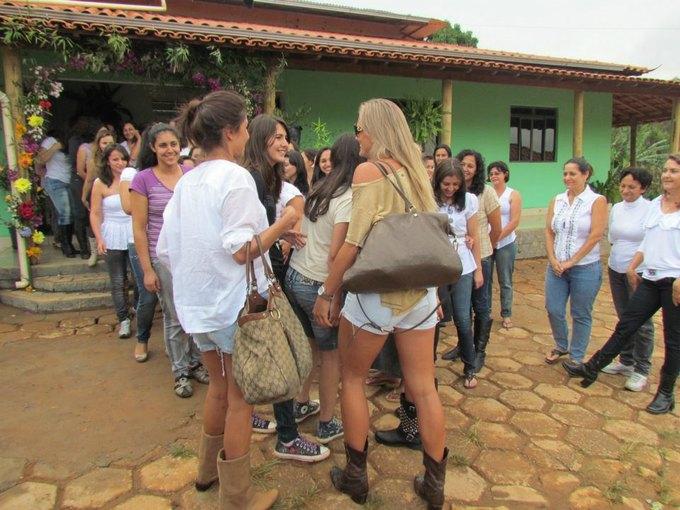 Бразильская женская коммуна ищет мужчин для продолжения рода. Изображение № 5.