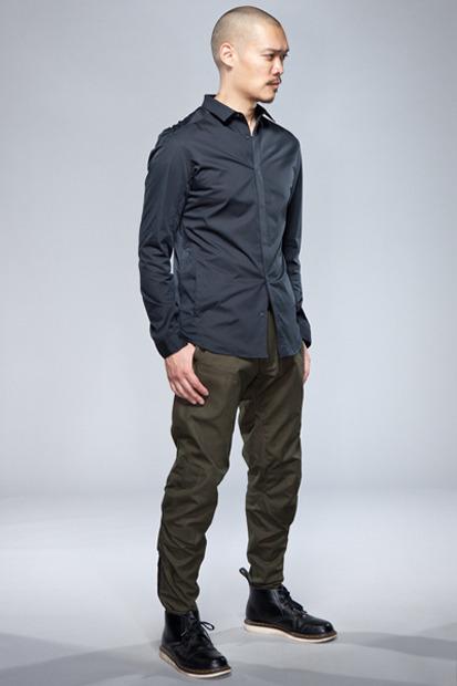 Немецкая марка Acronym выпустила осеннюю коллекцию одежды. Изображение № 11.