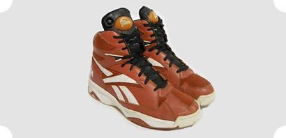 Эволюция баскетбольных кроссовок: От тряпичных кедов Converse до технологичных современных сникеров. Изображение № 58.