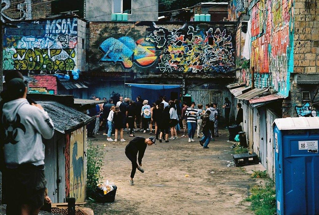 Украинская революция: Как в Киеве возникает новая музыкальная сцена. Изображение № 14.