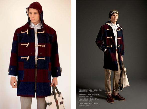 Лукбук Woolrich Woolen Mills F/W 2011-2012. Изображение № 1.