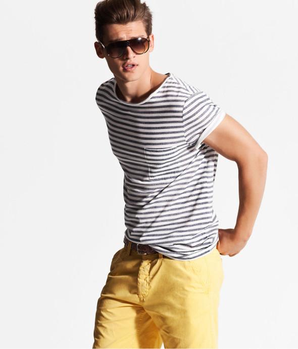 Мужские лукбуки: Zara, H&M, Pull and Bear и другие. Изображение № 30.
