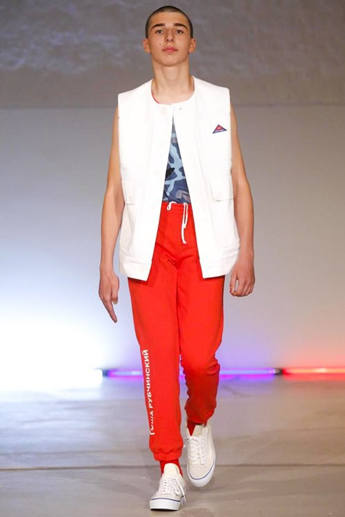 Гоша Рубчинский показал новую коллекцию на Неделе моды в Париже. Изображение № 20.