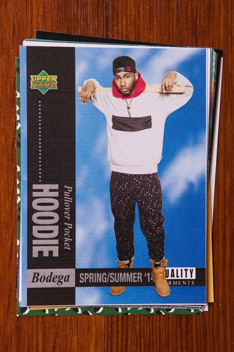 Американский ретейлер Bodega опубликовал лукбук весенне-летней коллекции. Изображение № 2.