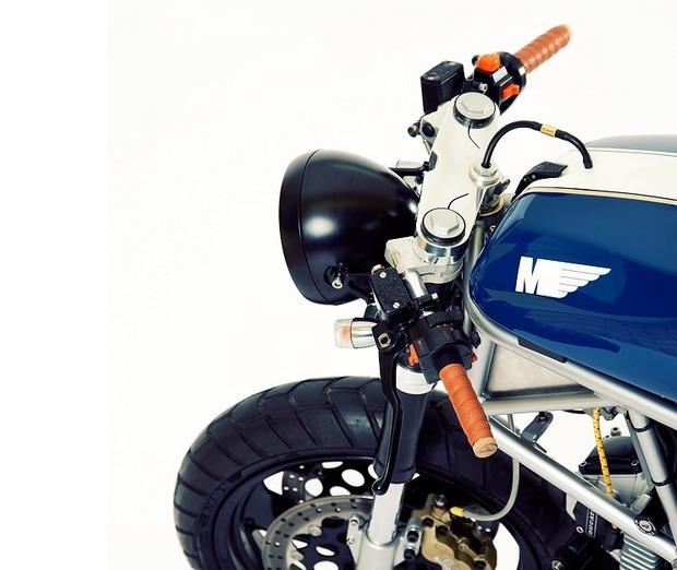 Португальская мастерская Maria Motorcycles представила мотоцикл Italian Sniper. Изображение № 6.