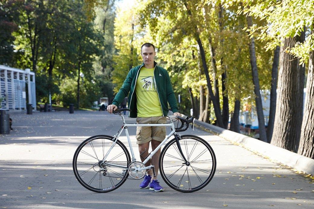 Байкчек: Кто ездит на спортивных велосипедах в Москве. Изображение № 7.