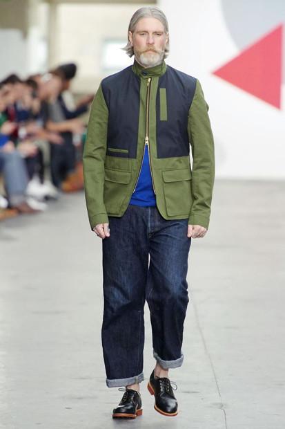 Марка Oliver Spencer выпустила летнюю коллекцию одежды. Изображение № 8.
