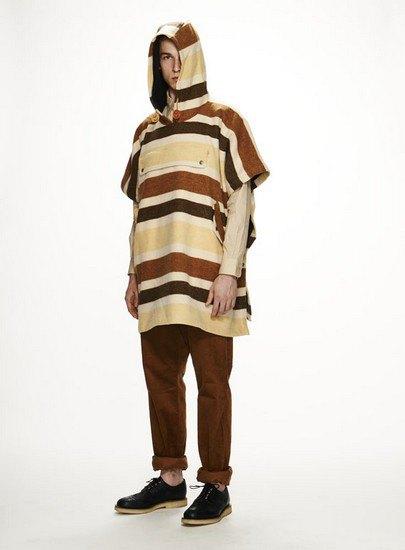 Марка Woolrich Woolen Mills опубликовала лукбук осенней коллекции одежды. Изображение № 15.