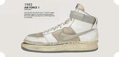 Эволюция баскетбольных кроссовок: От тряпичных кедов Converse до технологичных современных сникеров. Изображение № 31.