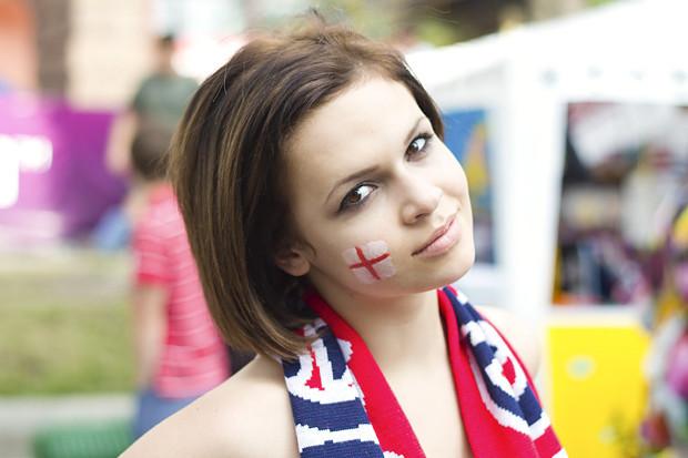 Красивые девушки на матчах Евро-2012. Изображение № 10.