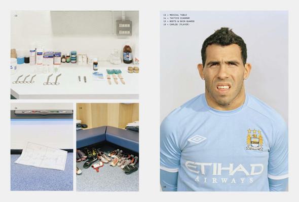 Special Issue: Футбольный журнал The Green Soccer Journal. Изображение № 12.